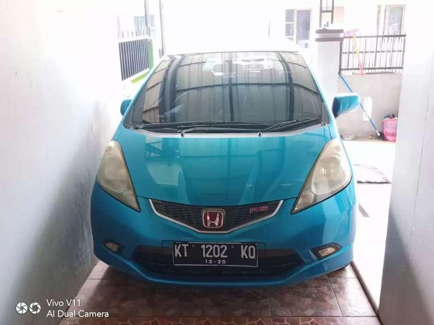 Honda Jazz Rs Metic 2010 0