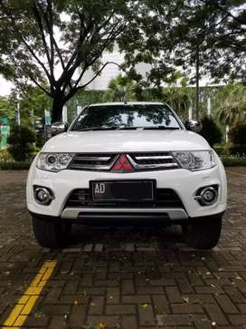 Pajero sport dakar 2014 2.5 like new