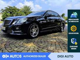 [OLXAutos] Mercedes Benz E250 2012 Bensin 1.8 A/T Hitam #Digi Auto
