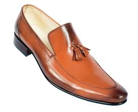 puman real leather hand made formal shoes for men