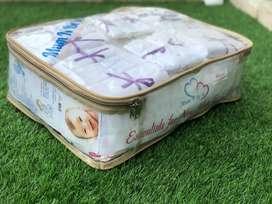 maternity kit/baby shower gift.
