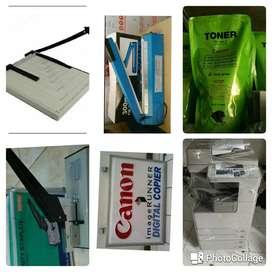 Paket usaha fotocopi komplit dan murah