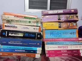 Class 11 & 12/ iit / jee mains & advance/ cbse / refrence books