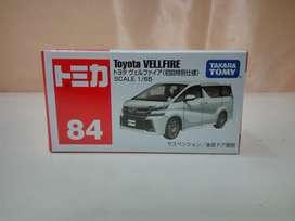 Tomica 84 fellfire ( putih )