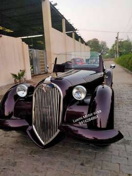 Customized Vintage Cars