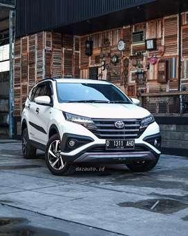 ANTIK ! LIKE NEW ! Toyota Rush TRD Matic 2018 bs tt xpander veloz dll