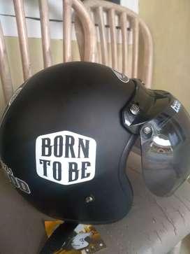 jual helm bogo kondisi baru