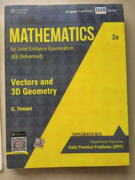 JEE Book - Cengage Vectors and 3D Geometry