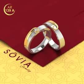 Cincin Custom Sovia Bogor