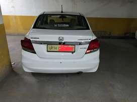 Honda Amaze car in diesel in good condition