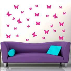Stylish wall sticker