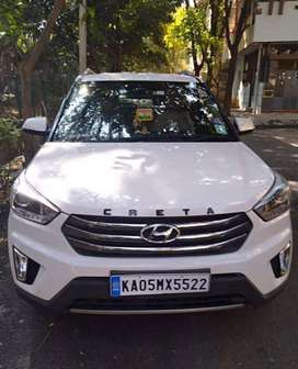 CRETA SX Plus AT