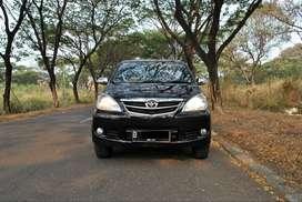 Toyota Avanza 1.3 G MT 2010 Warna Hitam Metalik