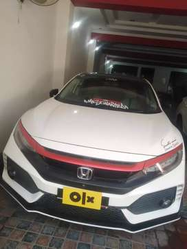 Honda Civic Vti Oriel UG 1.8 2019 Already Bank Leased