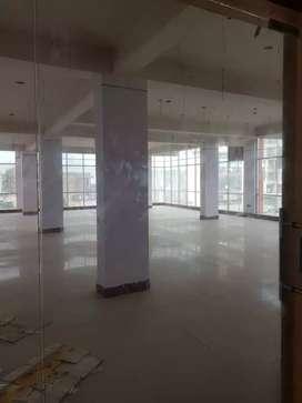Vaishali Nagar 3000 sq.ft Office in commercial Building