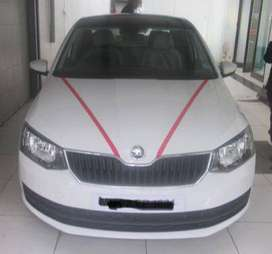 Skoda rapid car in mint condition