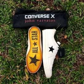 Converse x John Varvatos One Star White Ox