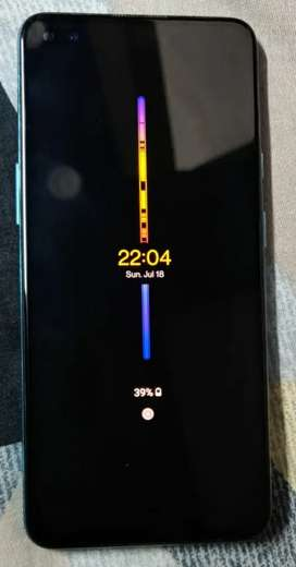 One plus Nord 5G (8 GB -128)