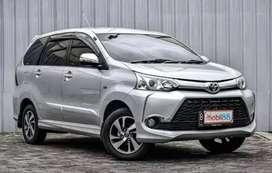 Toyota Avanza Veloz Manual Tahun 2018 Like New