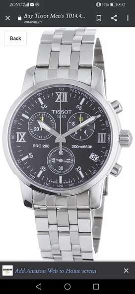TISSOT (Switzerland) Chronograph Quartz Men's Watch Special edition