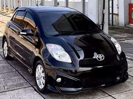 Toyota Yaris TRD automatic 2012 plat genap