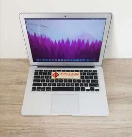 PROMO Macbook Air 13 MMGG2 2015 Core i5 Ram 8 SSD 256 Mulus