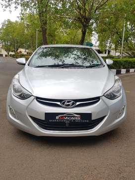 Hyundai Elantra 1.6 SX Optional Automatic, 2012, Diesel