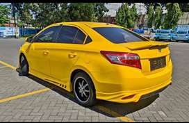 toyota vios all new limo