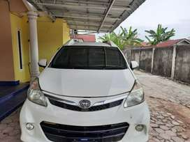 Toyota Avanza Veloz 1.5 Manual 2014 Akhir