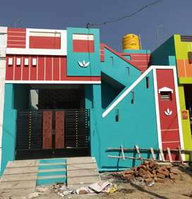 Individual House For Sale At Veppampattu(Sri Ram College Nearby)