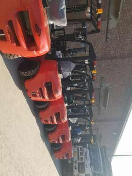 New and used forklifters for sale