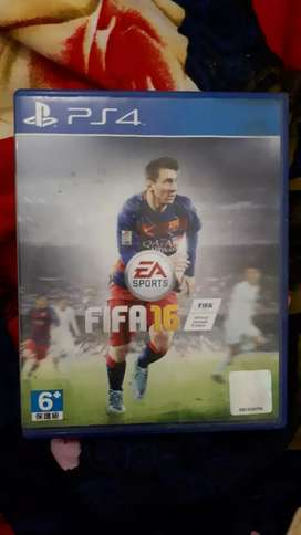Kaset PS4 FIFA16