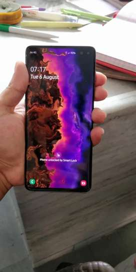 Samsung Galaxy s10+ (128gb) (Indian Variant)