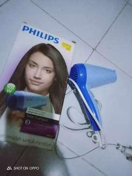 Hairdryer Philips preloved