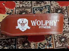 Weight lifting belt for gym...