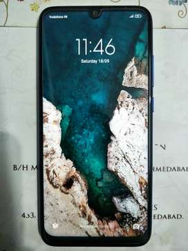 Redmi Note 7 Completely running, good condition mobile. Variant: 4 /64