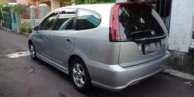 Honda Stream 1.7 Manual Tahun 2005 Asli AB Istimewa Luar Dalam