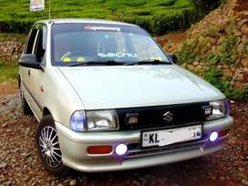 Maruti Suzuki zen lxi full option