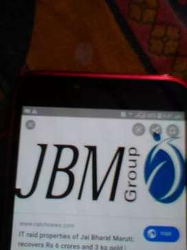 Jbm hiring company