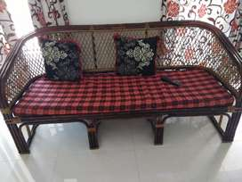 Cane sofa  package combo