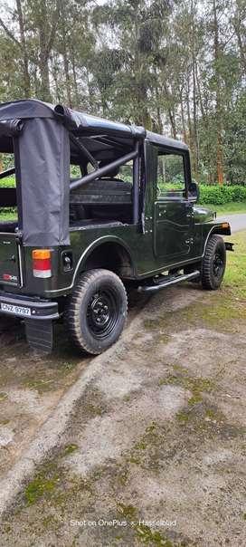 Mahindra Jeep 1986