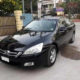 Honda Accord 2.4 VTi-L Manual, 2007, Petrol