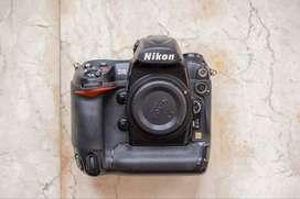 Kamera DSLR Profesional Nikon D3