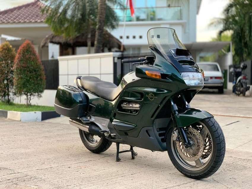 Moge Honda ST1100 Pan European Full Paper FP