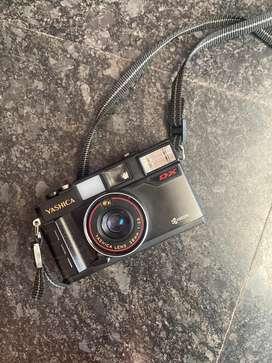 Yashica DX camera
