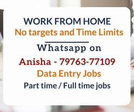 Data entry jobs with weekly payment. Earn daily Rs.1000/-