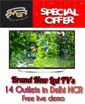 (Mega Bumper offer) : 24 inch normal LED TV