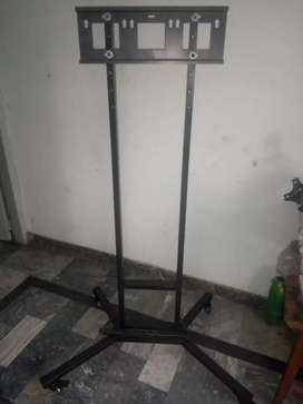 Lcd led tv floor stand