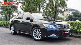 Toyota New Camry 2.5 V 2013 Black On Beige Full Original KM 65.000
