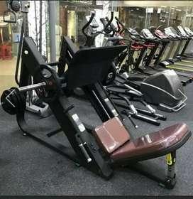 Alat Fitnes Leg Press Comersil